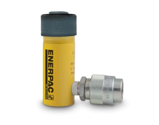Еднодействащ хидроцилиндър ENERPAC RC51 5T