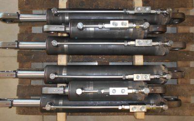 Хидравлични цилиндри