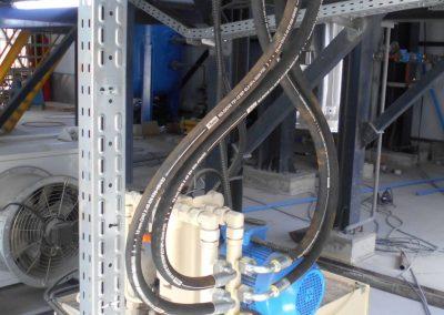 Проект Худромарк Варна - Хидравлична инсталация