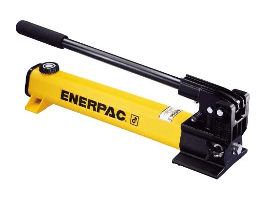 Еднодействаща двустепенна помпа ENERPAC P392