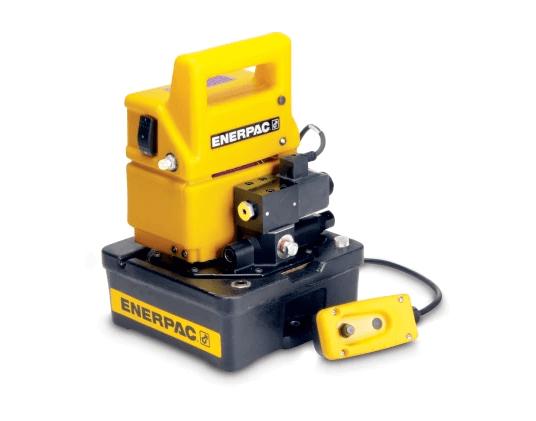 Двустепенна електрическа помпа ENERPAC PUD1101E