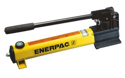 Еднодействаща двустепенна помпа ENERPAC P2282