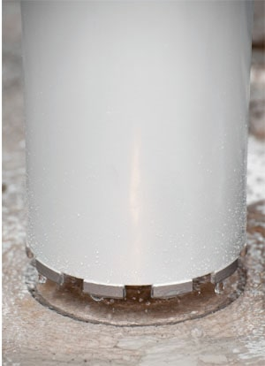 Универсални диамантени боркорони REMS LS