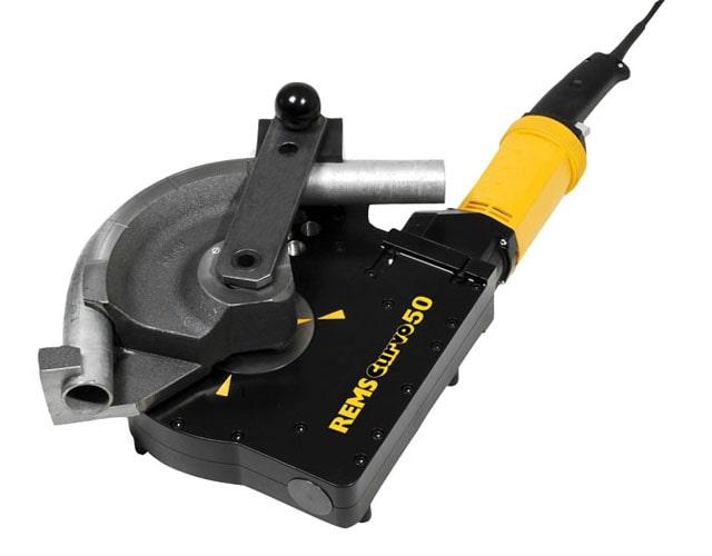 Електрическа машина за огъване на тръби REMS Curvo 50