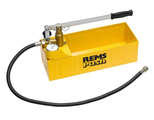 Ръчна помпа за изпитване на налягане REMS Push