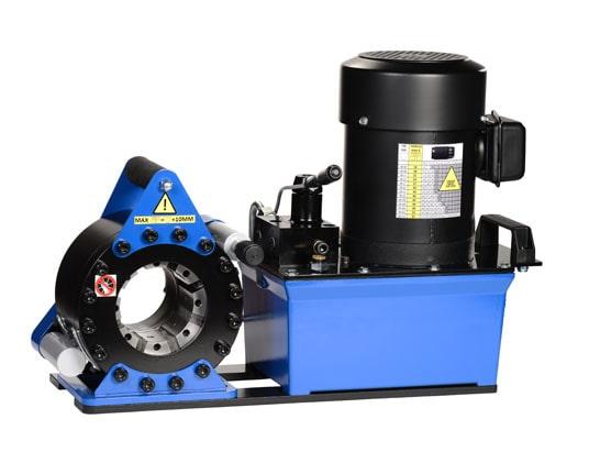 Хидравлична преса за асемблиране на маркучи SM 25L AC