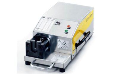 Мобилна машина за асемблиране на хидравлични фитинги EO-2 и PSR EOMAT ECO