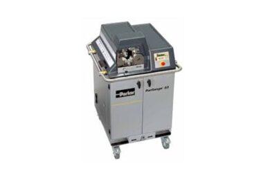 Машина Parflange® 50 за развалцоване и формоване на тръби стандарт O-Lok® и Triple-Lok®