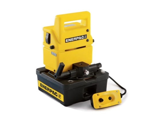 Двустепенна електрическа помпа ENERPAC PUJ1401E
