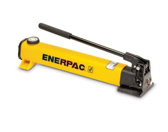 Еднодействаща двустепенна помпа ENERPAC P202