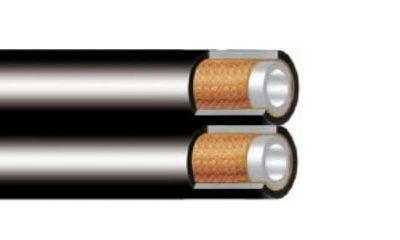 Термопластичен маркуч за боя 1ST сдвоен